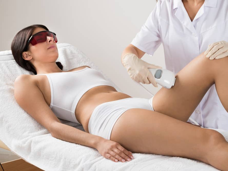 4D Laser Treatment