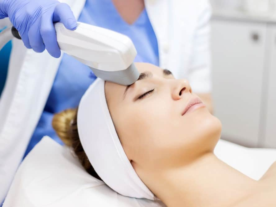 Anti-Aging Laser Treatment