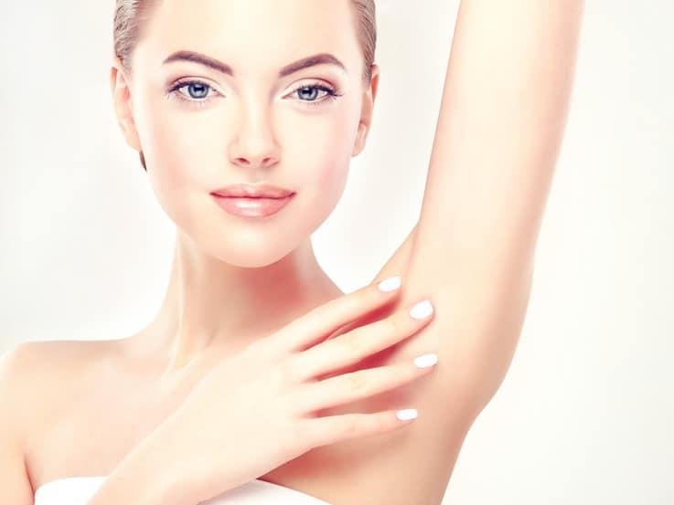 Armpit Whitening
