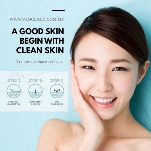 veo clinic facial skin care